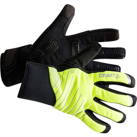 Craft Shield 2.0 Gloves Unisex flumino/black